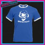KEITH LEMON INSPIRED BANG TIDY! RINGER RETRO FUNNY TSHIRT - 160885025739